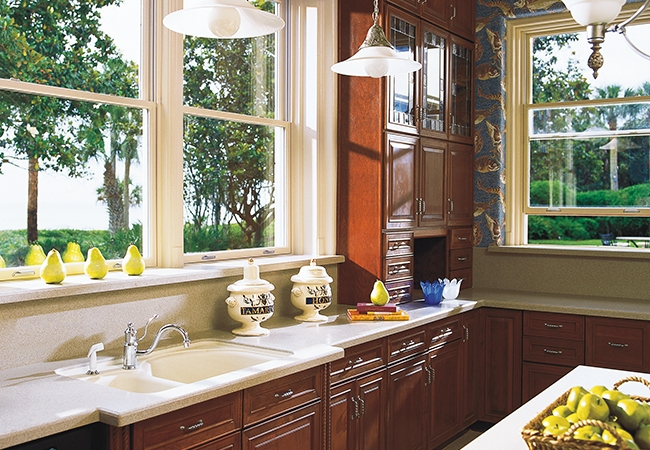 Kitchen Remodeling Tips - Architect Series Traditional windows
