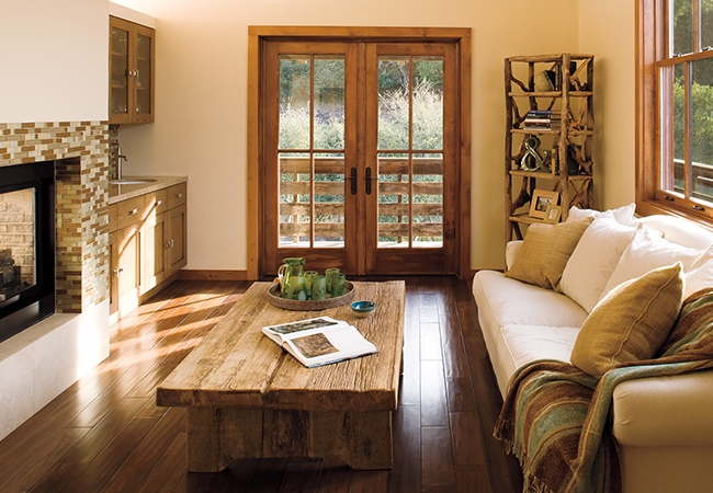 Interior design trends - Architect Series Windows and Patio Door