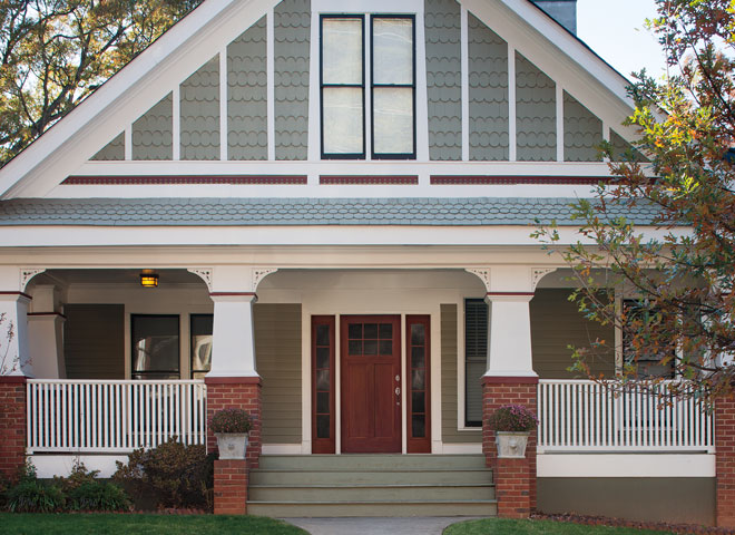 architect series entry doors exterior home craftsman light entry door with sidelights