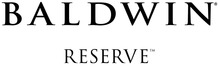 Baldwin Reserve Hardware logo black and white