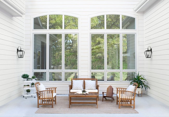 interior trim styles 9 lifestyle series casement and awning windows