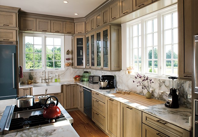 Kitchen Remodeling Tips - Architect Series Traditional casement windows