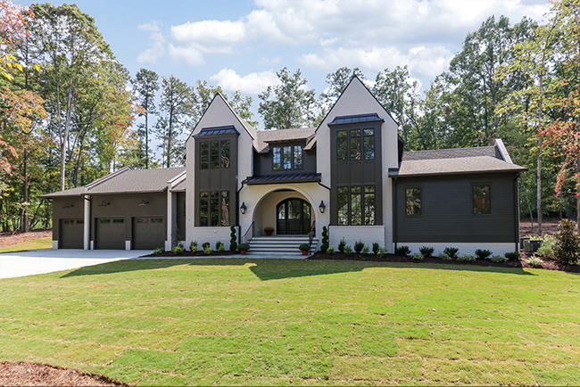 new construction in raleigh north carolina with pella windows