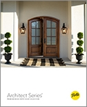 2019 Architect Series Wood Entry Doors Overview Image
