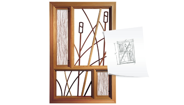 custom replacement windows