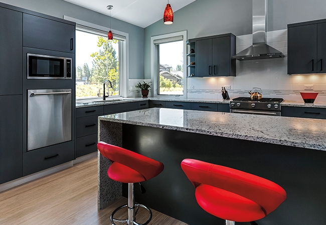 Kitchen Remodeling Tips - Architect Series Contemporary casement and fixed windows