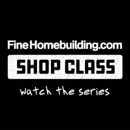 shop class video introduction overlay image