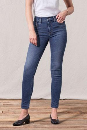 levi s slimming glezna jean cu tehnologie de răcire