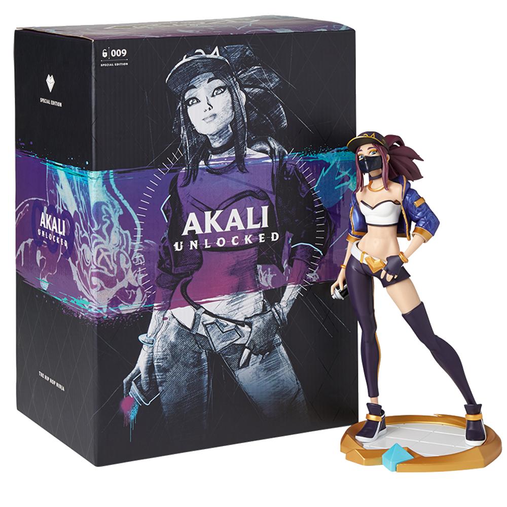 K Da Akali Unlocked Statue Riot Games Store