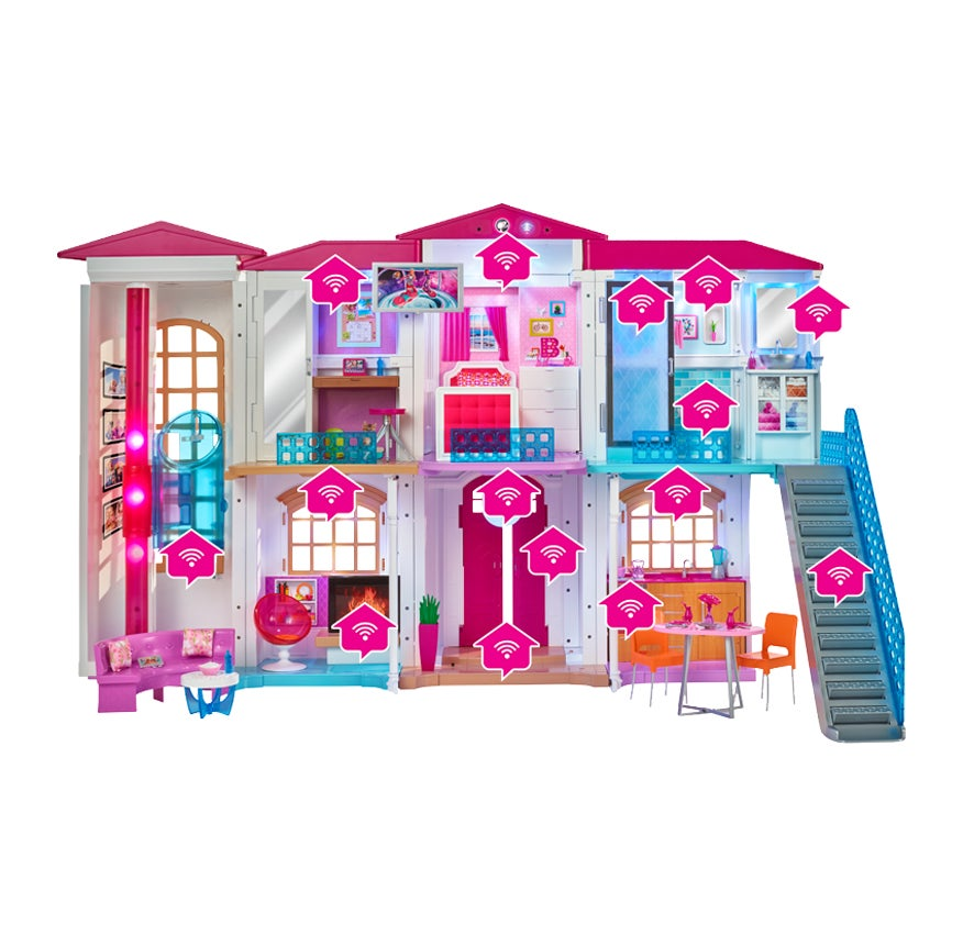 barbie dreamhouse icon copy
