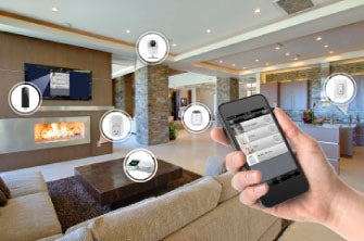 network connected devices the internet of things