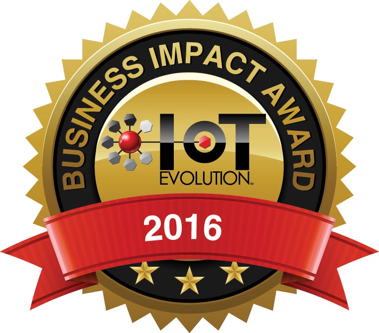IoT Business Impact Award