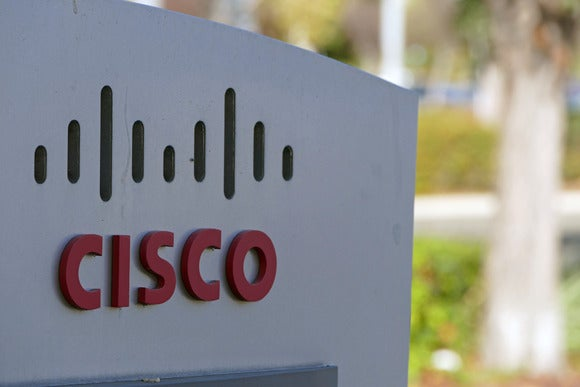 cisco hq sign            large
