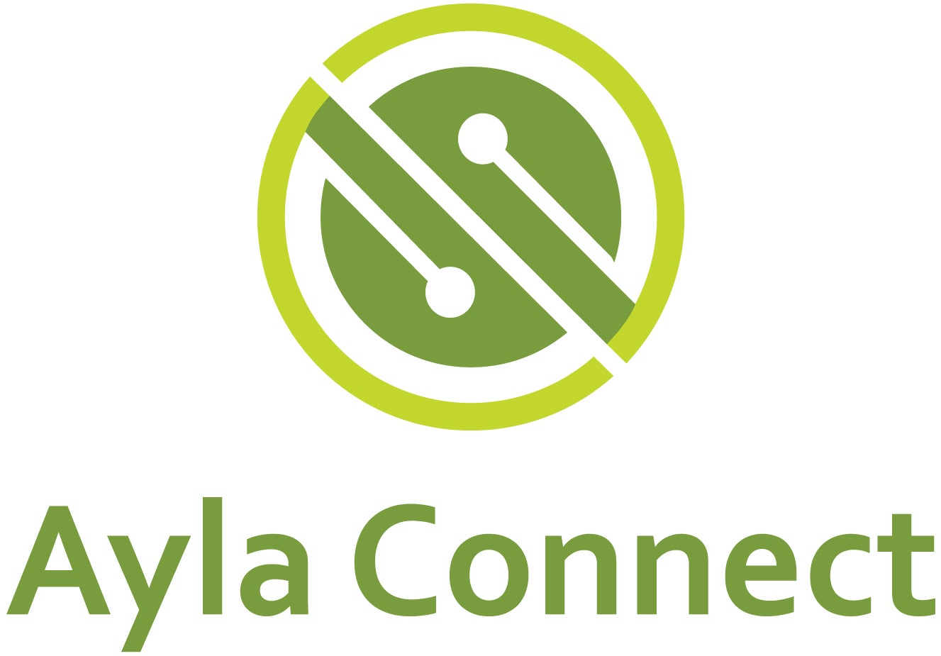 Ayla Connect Logo vertical ( )