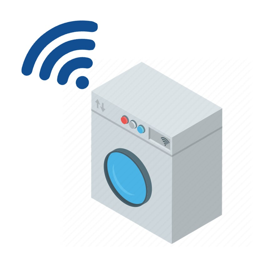 smart dryer icon
