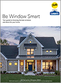 PAL be window smart brochure image