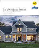 PAL be window smart brochure image
