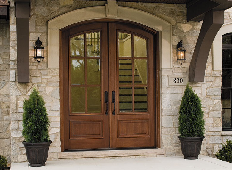 Pella At Lowes Architect Series Wood Entry Doors