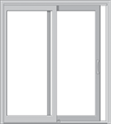Design your own ThermaStar by Pella patio door.Sliding Patio Door