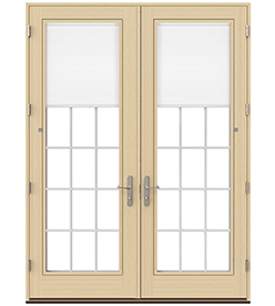 undefined-Hinged Patio Door