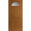Fan Light Entry Door