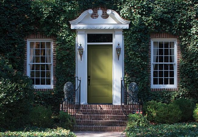entry door color personality quiz