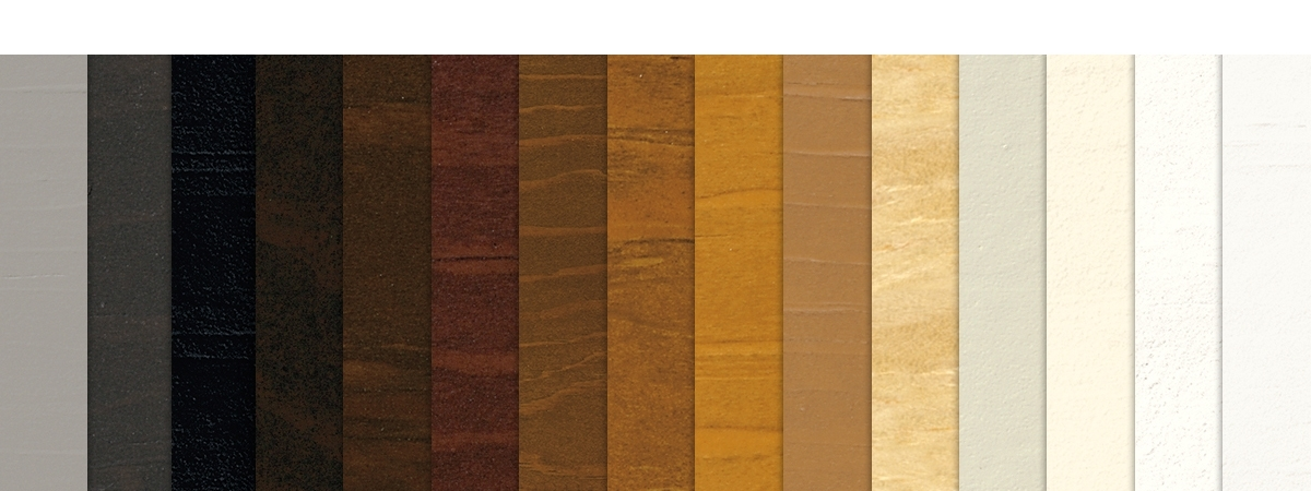 Interior All Wood Swatches