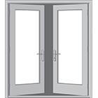 Design your own Designer Series patio door.Design Tool - Lifestyle Hinged Patio Door