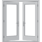 Design your own Architect Series Contemporary patio door.Hinged Patio Door