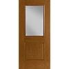 Half Light Entry Door