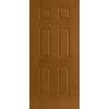 6-Panel Entry Door