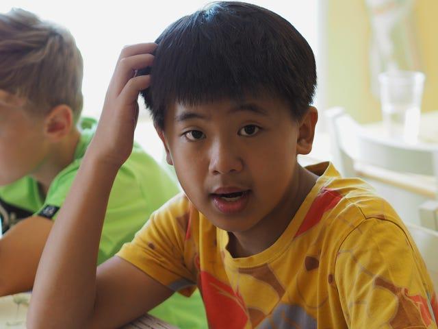 Kids Camp, anglický tábor pro děti