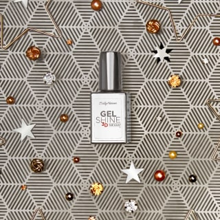 GEL SHINE 3D -       TOP COAT GEL