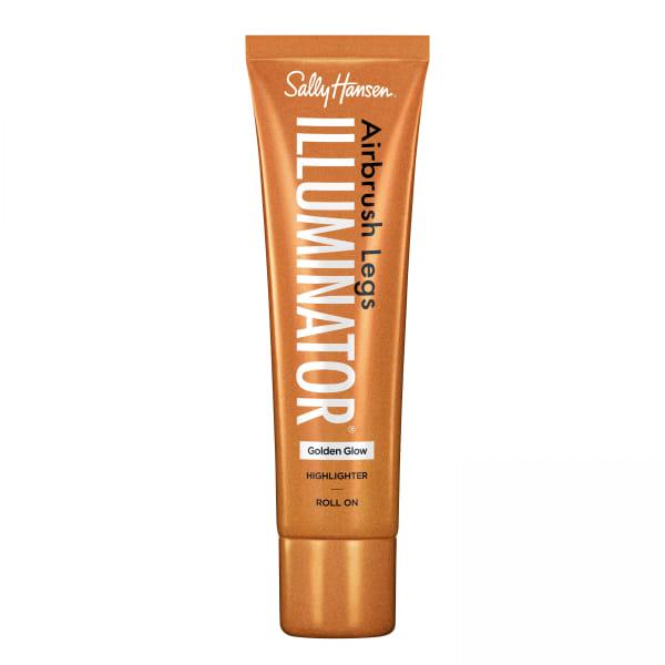 Airbrush Legs® Illuminator™ Golden glow front packshot new