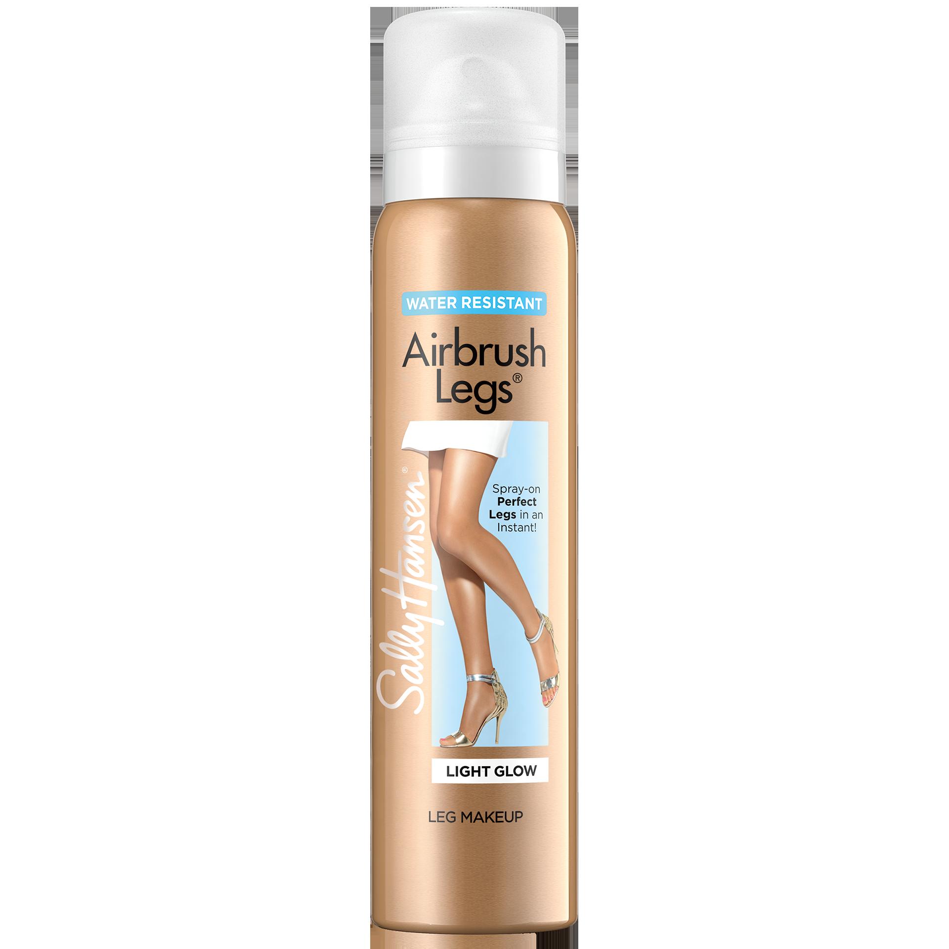 Airbrush Legs Spray - Leg Makeup in Light Glow by Sally Hansen