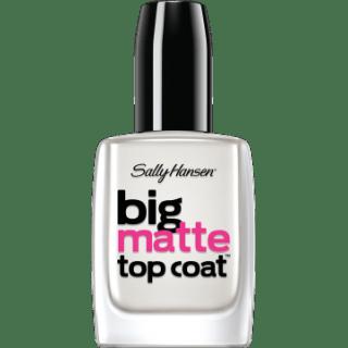 Верхнее покрытие с матовым эффектом Big Matte Top Coat