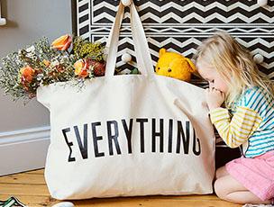 'Everything' Really Big Bag