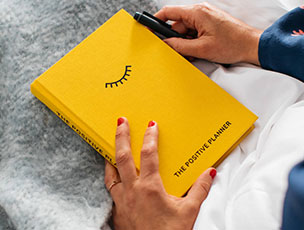 The Positive Planner by The Positive Planner