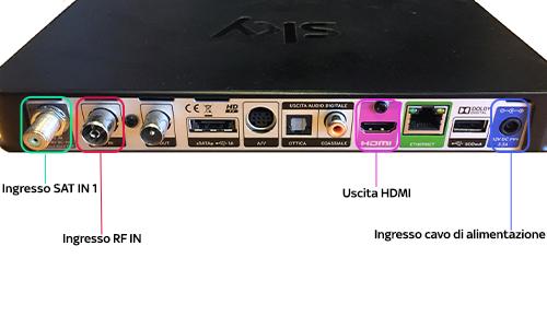Come Configurare Telecomando Sky - Canavese Connexion