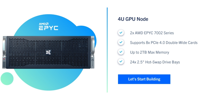 AMD EPYC GPU SERVERS