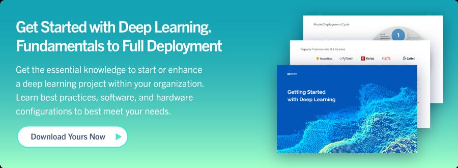 Deep Learning Ebook Free