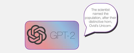 GPT-2 Ovids Unicorn