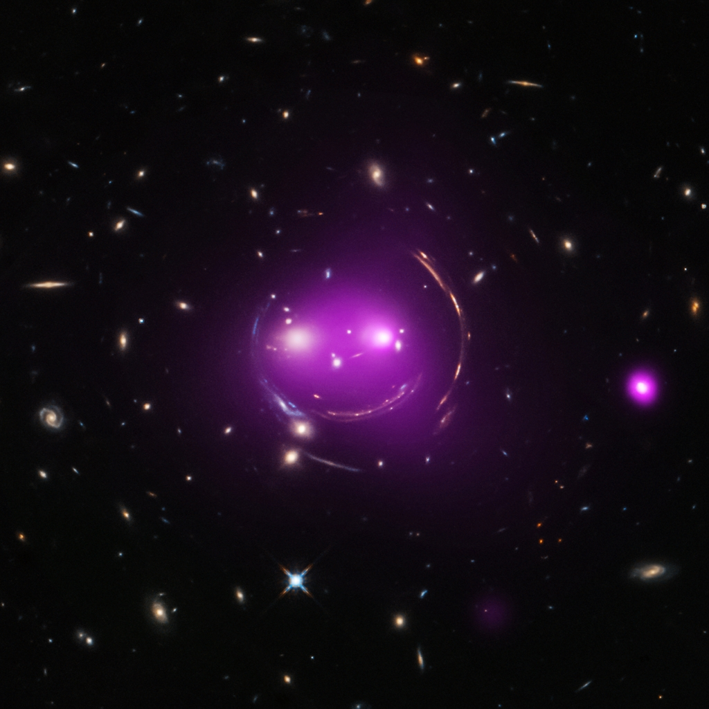 Deep Learning in the Cosmos: Ranking 3 ML Applications on Hype and Impact | Deep Learning Cheshire Cat Galaxy Cluster | Exxact