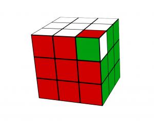 Robotic Hand Rubik's Cube