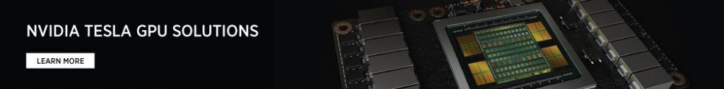 Tesla GPU servers