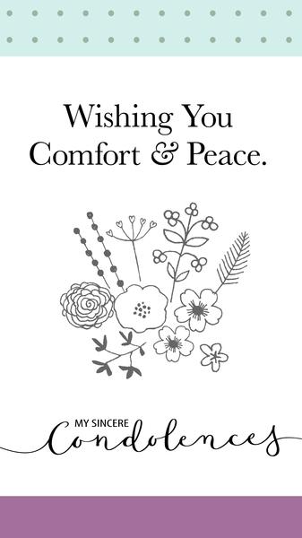 Comfort and Peace II