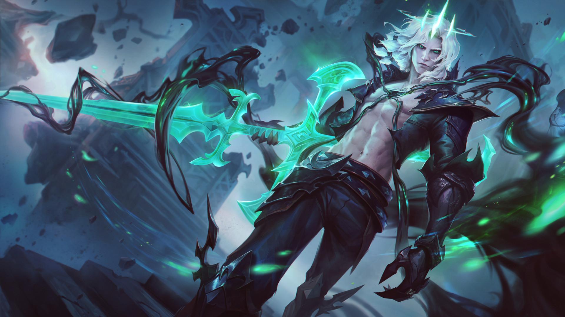 Resumen de habilidades de Viego - League of Legends