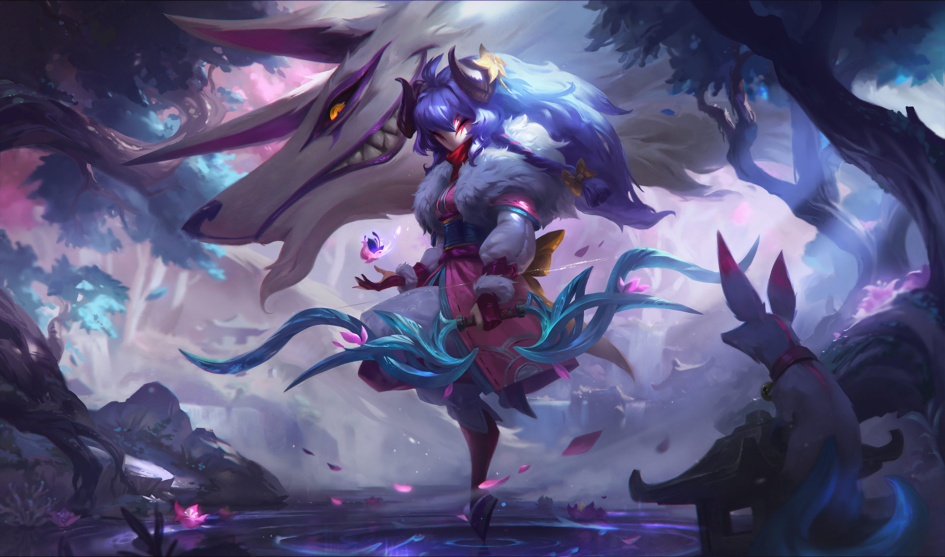 Spirit Blossom Kindred
