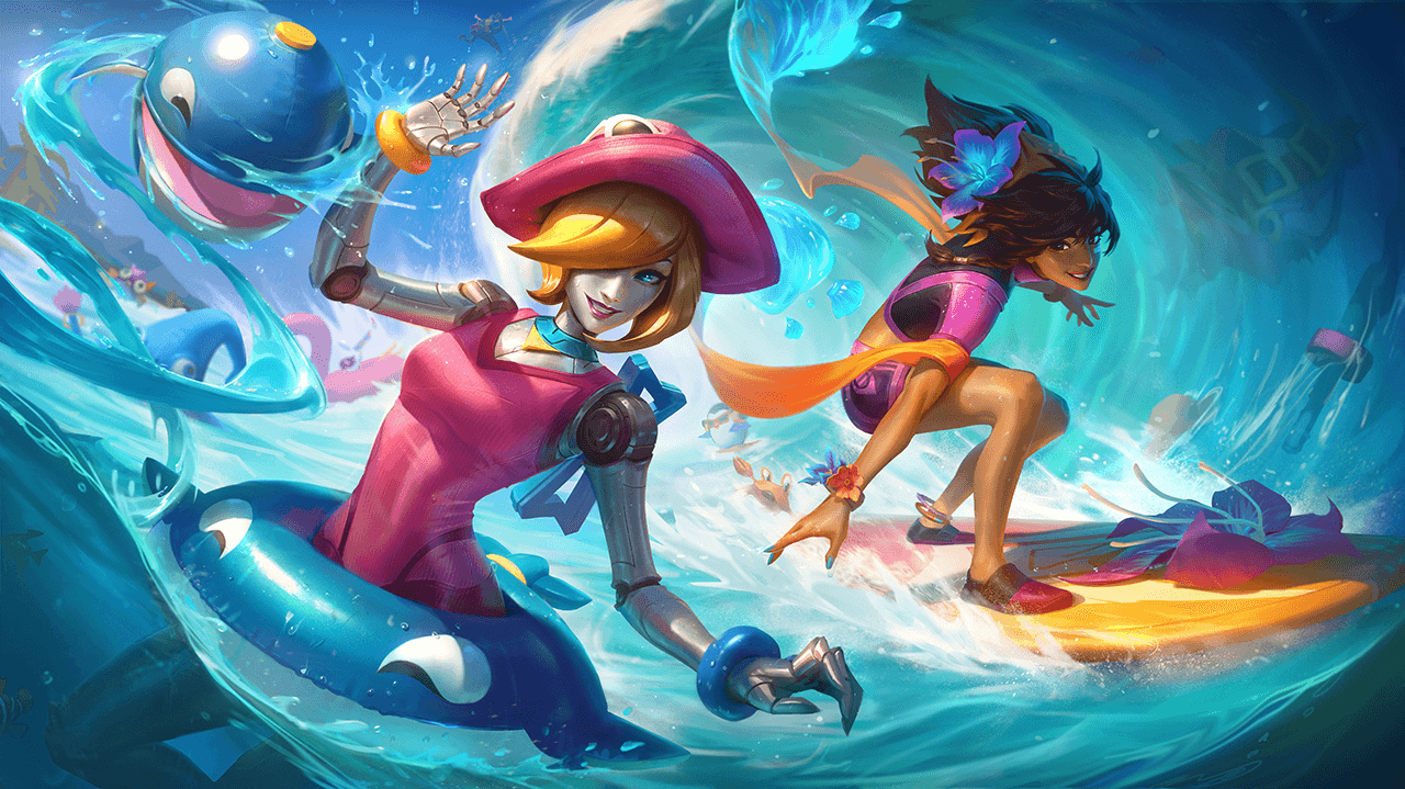 Updates and notes for League of Legends Patch 10.13 21