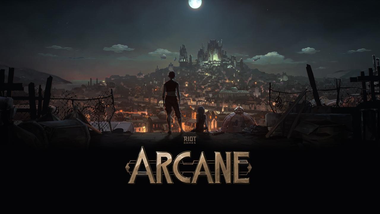 Arcane - League of Legends